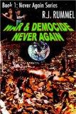 Portada de WAR & DEMOCIDE NEVER AGAIN (NEVER AGAIN