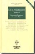 Portada de LEY DE ARRENDAMIENTOS RUSTICOS: COMENTARIOS DOCTRINALES Y FORMULARIOS PRACTICOS