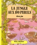 Portada de LA JUNGLE AUX 100 PÉRILS - LIVRE JEU