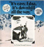 Portada de IT'S EASY, EDNA, IT'S DOWNHILL ALL THE WAY