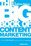 Portada de THE BIG BOOK OF CONTENT MARKETING: USE STRATEGIES AND SEO TACTICS TO BUILD RETURN-ORIENTED KPIS FOR YOUR BRAND'S CONTENT