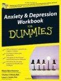 Portada de ANXIETY AND DEPRESSION WORKBOOK FOR DUMMIES