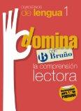 Portada de CUADERNOS DOMINA LENGUA 1 COMPRENSIÓN LECTORA 1