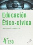 Portada de EDUCACIÓN ÉTICO-CÍVICA 4.º ESO