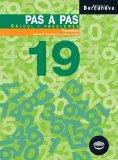 Portada de PAS A PAS 19. CÀLCUL I PROBLEMES