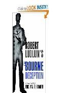 Portada de ROBERT LUDLUM S THE BOURNE DECEPTION
