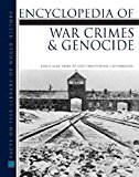 Portada de ENCYCLOPEDIA OF WAR CRIMES AND GENOCIDE (FACTS ON FILE LIBRARY OF WORLD HISTORY)