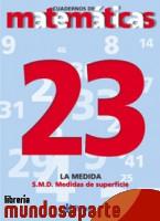 Portada de 23. SISTEMA MÉTRICO DECIMAL. MEDIDAS DE SUPERFICIE