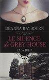 Portada de LADY JULIA, TOME 1 : LE SILENCE DE GREY HOUSE (PEMBERLEY)