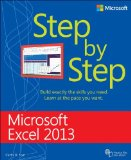 Portada de MICROSOFT EXCEL 2013 STEP BY STEP