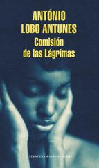 Portada de COMISIÓN DE LAS LÁGRIMAS (EBOOK)