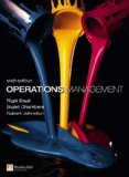 Portada de BY NIGEL SLACK - OPERATIONS MANAGEMENT WITH MYOMLAB (6TH EDITION) (6TH EDITION) (12/28/09)