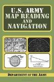 Portada de U.S. ARMY GUIDE TO MAP READING AND NAVIGATION