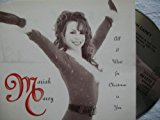 Portada de ALL I WANT FOR CHRISTMAS IS YOU (UK IMPORT)