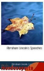 Portada de ABRAHAM LINCOLN`S SPEECHES