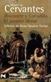 Portada de RINCONETE Y CORTADILLO ; EL AMANTE LIBERAL