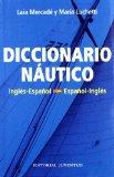 Portada de DICCIONARIO NAUTICO ESPAÑOL - INGLES