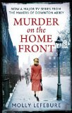 Portada de MURDER ON THE HOME FRONT