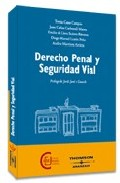 Portada de DERECHO PENAL Y SEGURIDAD VIAL
