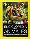 Portada de ENCICLOPEDIA DE LOS ANIMALES (NG KIDS)