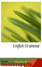 Portada de ENGLISH GRAMMAR