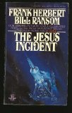 Portada de THE JESUS INCIDENT