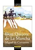 Portada de DON QUIJOTE DE LA MANCHA