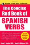 Portada de CONCISE RED BOOK OF SPANISH VERBS (BIG BOOK SERIES)