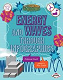 Portada de ENERGY AND WAVES THROUGH INFOGRAPHICS (SUPER SCIENCE INFOGRAPHICS) BY REBECCA ROWELL (2013-08-13)