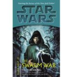 Portada de STAR WARS: DARK NEST III: THE SWARM WAR