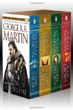 GAME OF THRONES 4-COPY BO: A SONG OF ICE AND FIRE 1-4