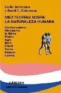 Portada de DIEZ TEORIAS SOBRE LA NATURALEZA HUMANA