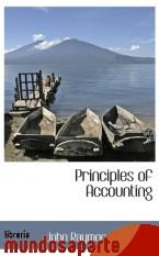 Portada de PRINCIPLES OF ACCOUNTING