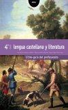 Portada de LENGUA CASTELLANA Y LITERATURA 4º ESO. LIBRO GUÍA DEL PROFESORADO. CONTIENE DISQUETTE CON PROYECTO CURRICULAR