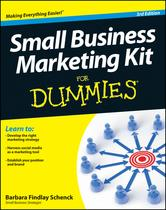Portada de SMALL BUSINESS MARKETING KIT FOR DUMMIES