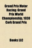 Portada de GRAND PRIX MOTOR RACING: GRAND PRIX WORL