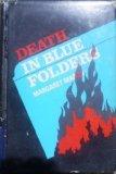 Portada de DEATH IN BLUE FOLDERS