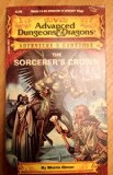 Portada de TITLE: THE SORCERERS CROWN ADVANCED DUNGEONS DRAGONS ADV