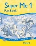 Portada de SUPER ME: FUN BOOK (ACTIVITIES): LEVEL 1