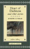Portada de HEART OF DARKNESS, YOUTH AND THE END OF THE TETHER (COLLECTOR'S LIBRARY) BY JOSEPH CONRAD (1-SEP-2006) HARDCOVER