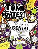 Portada de TOM GATES: TODO ES GENIAL (Y BESTIAL) BY LIZ PINCHON (2013-10-30)
