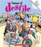 Portada de VAMOS AL DESFILE (ROOKIE READER ESPANOL)