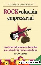 Portada de ROCK-VOLUCIÓN EMPRESARIAL - EBOOK