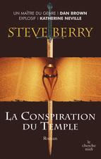 Portada de LA CONSPIRATION DU TEMPLE (EBOOK)