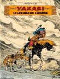 Portada de YAKARI - TOME 36 - LE LÉZARD DE L'OMBRE + FICHE ANIMAL