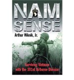 Portada de [(NAM SENSE: SURVIVING VIETNAM WITH 101ST AIRBORNE DIVISION * * )] [AUTHOR: ART WIKNIK] [JUN-2009]