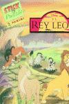 Portada de REY LEÓN