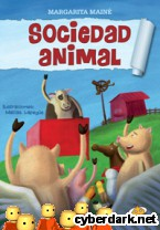 Portada de SOCIEDAD ANIMAL - EBOOK