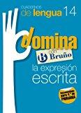Portada de CUADERNOS DOMINA LENGUA 14 EXPRESIÓN ESCRITA 4