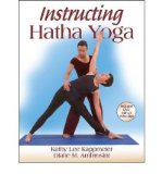 Portada de [(INSTRUCTING HATHA YOGA)] [AUTHOR: KATHY LEE KAPPMEIER-FOUST] PUBLISHED ON (OCTOBER, 2005)